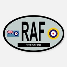 RAF - WW2 Decal
