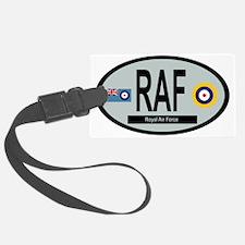 RAF - WW2 Luggage Tag