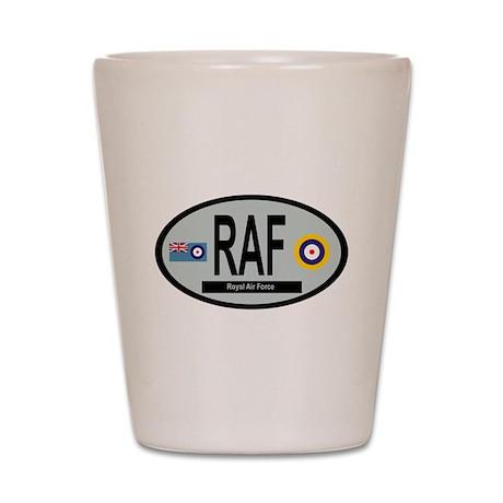 RAF - WW2 Shot Glass