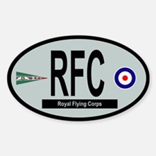 Royal Flying Corps Decal