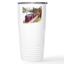 Cute Artful Travel Mug