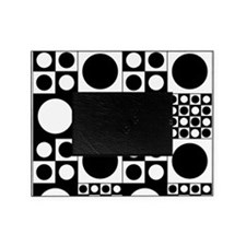 Mod Dots Picture Frame