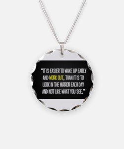 Easy workout (Beast mode) Necklace