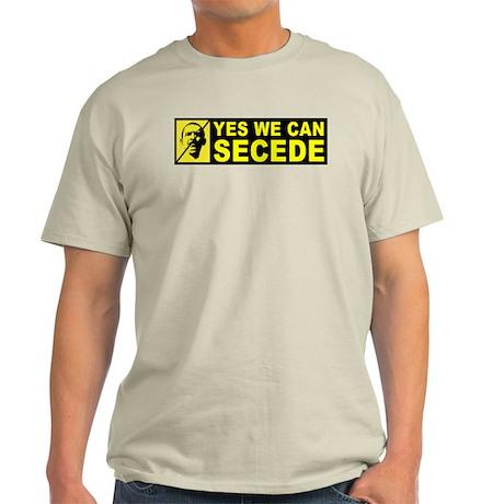 SECEDE OBAMA Light T-Shirt