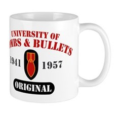 U of Bombs Bullets 1941 Mug