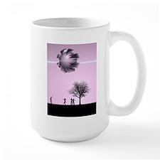 UFO Sighting Mug