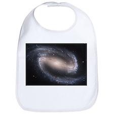 Spiral Galaxy Bib