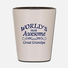 Great Grandpa Shot Glass