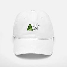 turtle girl Baseball Baseball Cap
