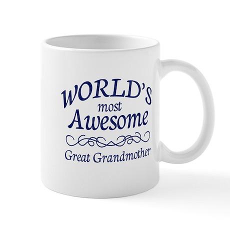 Great Grandmother Mug