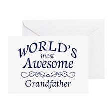 Grandfather Greeting Card