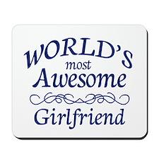 Girlfriend Mousepad