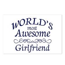 Girlfriend Postcards (Package of 8)