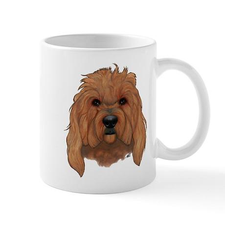 Golden Doodle Dog Mug