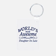 Daughter-In-Law Keychains