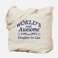 Daughter-In-Law Tote Bag
