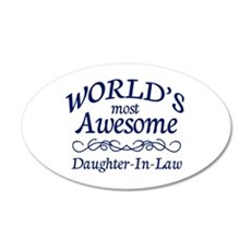Daughter-In-Law Wall Decal