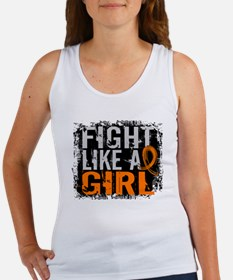 Licensed Fight Like a Girl 31.8 R Women's Tank Top