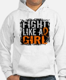 Licensed Fight Like a Girl 31.8 Hoodie