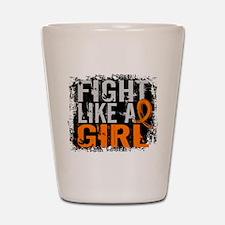 Licensed Fight Like a Girl 31.8 RSD Shot Glass