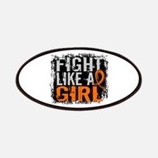 Licensed Fight Like a Girl 31.8 RSD Patch