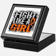 Licensed Fight Like a Girl 31.8 RSD Keepsake Box
