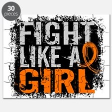 Licensed Fight Like a Girl 31.8 RSD Puzzle