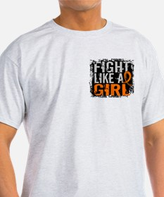 Licensed Fight Like a Girl 31.8 RSD T-Shirt