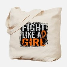 Licensed Fight Like a Girl 31.8 RSD Tote Bag