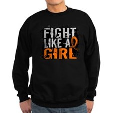 Licensed Fight Like a Girl 31.8 Jumper Sweater
