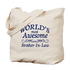 Brother-In-Law Tote Bag