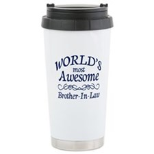 Brother-In-Law Travel Mug