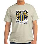 Würtz Coat of Arms Ash Grey T-Shirt