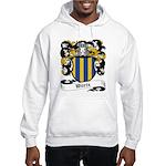 Würtz Coat of Arms Hooded Sweatshirt