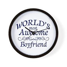 Boyfriend Wall Clock