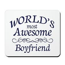 Boyfriend Mousepad