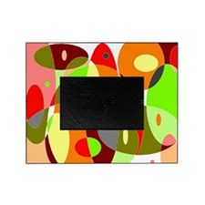 Hot Psychedelic Picture Frame