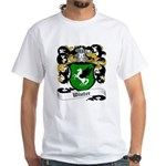 Winter Coat of Arms White T-Shirt