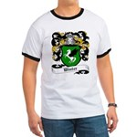 Winter Coat of Arms Ringer T