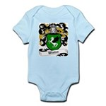 Winter Coat of Arms Infant Creeper