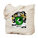 Winter Coat of Arms Tote Bag