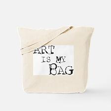 Art is My Bag Tote Bag