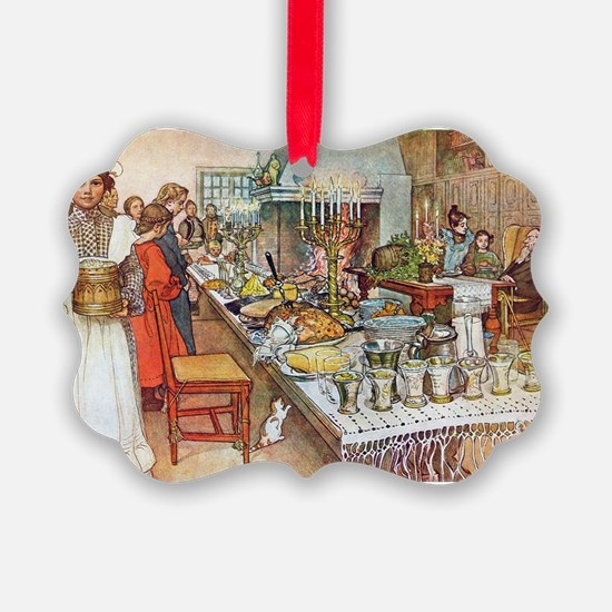 Scandinavian Celebration Ornament