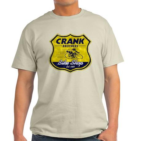 CRANK BROS. BIKE SHOP T-Shirt