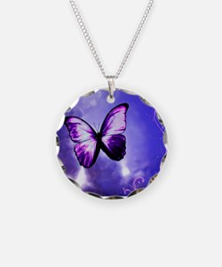 Cute Butterfly Necklace