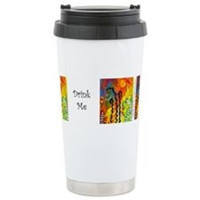 Joyful Drink Me Travel Mug