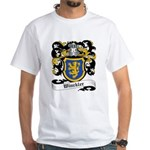Winckler Coat of Arms White T-Shirt