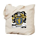 Winckler Coat of Arms Tote Bag