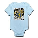 Winckler Coat of Arms Infant Creeper