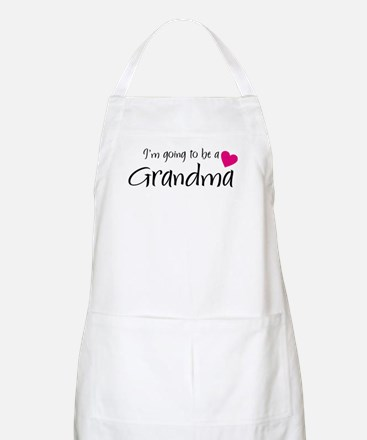 I'm going to be a Grandma! BBQ Apron